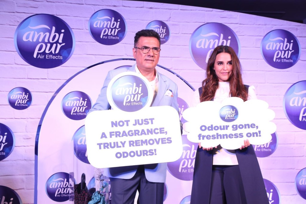 Boman Irani and Neha Dhupia go from Smelly to Smiley with the New and Im...